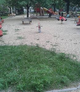 Csalafinta játszótér, 2012. július 5.